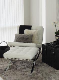 Verbier alpaca fur cushion cover, 50x50cm, white