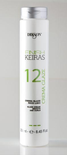 Crema Glaze 12