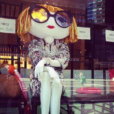 10. Admire Barney's window displays