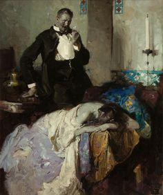 DEAN CORNWELL (American, 1892-1960). The Desert   Lot #78248   Heritage Auctions