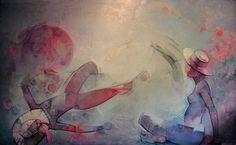 The World and the Katafigiotis Art Painters, Greek, World, Artist, The World, Amen, Artists