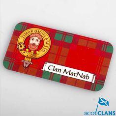 MacNab Clan Crest Fr