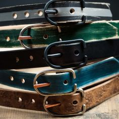 Cause and Effect Belts