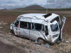 Öğrencilerin bulunduğu minibüs takla attı: 1 ölü, 12 yaralı - HABER EFOR : Samsun Haber Sitesi-Sondakika Haberler