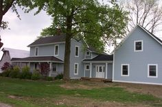 Indianapolis Remodeling Contractor | Thomas J Pearson, Inc. :: Farmhouse Addition and Update See Before Photos at our website, ThomasJPearson.com   #indiana #indianapolis #remodel #remodeling #construction #home #house #contractor #family #addition