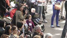 Flashmob Opera - Festival La Perla - AIDA 2013