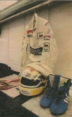 Ayrton Senna - Toleman