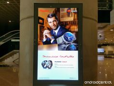 Huawei Watch poster