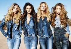 Girls squad! Tag your bestie  #jeanstrend #streetstyle #ootd #style #jeansstyle #jeans #fashion