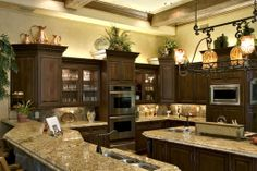 Pine Ridge Estates Traditional Kitchen - Gates Custom Homes & Renovations
