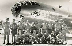 Top secret raid: The Enola Gay dropped the Hiroshima bomb on August 6, 1945, three days before another atomic payload was dropped on Nagasaki