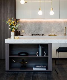 Counter top and splash back