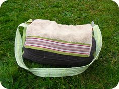 The beach baby nappy bag - I'm quite sure my siblings' would love these to use with their kids.
