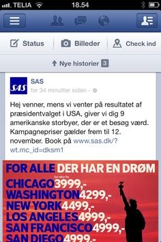 Selvfølgelig må man sælge på Facebook. Man skal bare gøre det rigtigt.