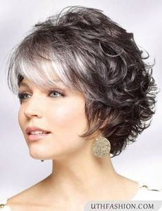 picture of short haircuts 15 looking medium layered hairstyles with pics 2088 | ce973716c89c0fcb2088a1c094f0a028 ladies hairstyles gray hairstyles