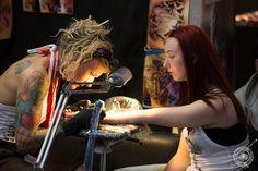 #Tattoo, #Tattoos, #Tattooconvention, #Thüringen Halle