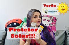 Protetor solar, um vicio! | Unindo Ideias