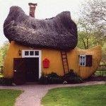 casa forma de sapato