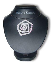 Gargantilla Lace Jewelry, Aurora, Inspiration, Fashion, Bobbin Lacemaking, Chokers, Wire, Buttons, Bouquets
