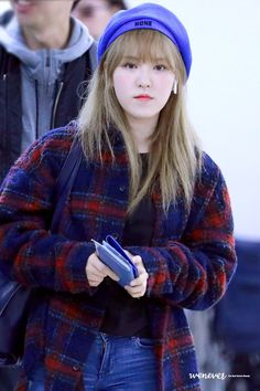 .WENDY. @wenever940221 Kpop Girl Groups, Korean Girl Groups, Kpop Girls, Seulgi, Rapper, Wendy Red Velvet, Kim Yerim, Fandom, Velvet Fashion