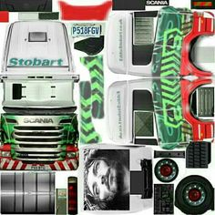 Street Fighter 2, Heavy Truck, Custom Trucks, Dollhouse Furniture, Volvo, Cars And Motorcycles, Ferrari, Jeep, Decor