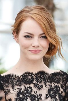 Emma Stone Hair Style File - Hairstyles And Colour | British Vogue