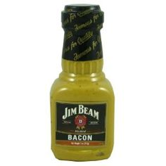 Jim Beam Bacon Flavored Mustard