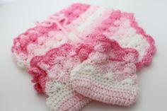 Różowy komplet dla dziewczynki. facebook.com/twojamodowaprzystan