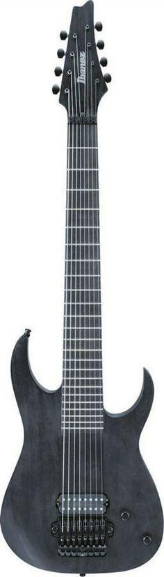 Ibanez M8M Meshuggah Signature 8 String Electric Guitar