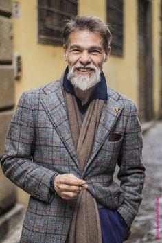Who's Who in Menswear? Simone Righi (1) | Parisian Gentleman