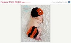 SALE all Bloomers Halloween Chiffon Ruffle Bum by my2lilpixies, $8.96