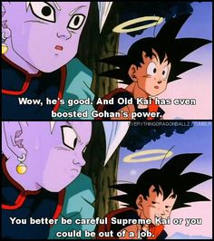 Okay okay.. Admit it, you tried using Gokus sassy tone when reading the last panel - Visit now for 3D Dragon Ball Z shirts now on sale!