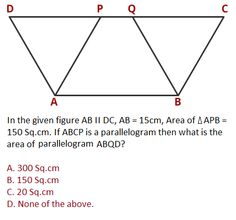 Try your luck at answering this Geometry question.