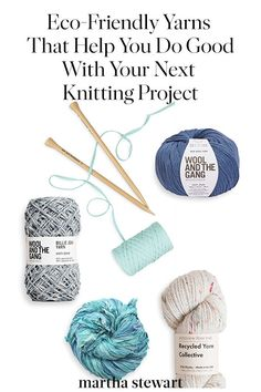 f37d9a3c530 Eco-Friendly Yarns That Help You Do Good with Your Next Knitting Project