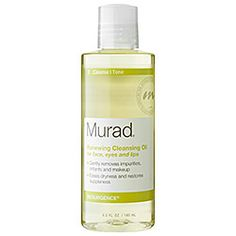 Sephora: Murad : Renewing Cleansing Oil  :  Finally an oil based cleanser for those with oily skin.  I absolutely love it!!