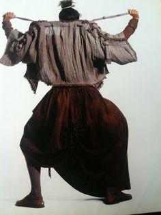 "mohawkgeneralstore: "" issey miyake by irving penn (1989) """