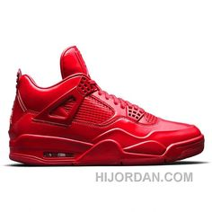 separation shoes 290c0 28d4d Authentic 719864-600 Air Jordan 11Lab4 University Red White (Women Men)  K6afX, Price   95.00 - Air Jordan Shoes, Michael Jordan Shoes