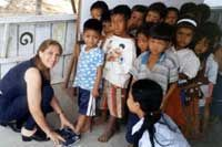 The goal of Family Care Cambodia is to improve the quality of life for orphans and abandoned children