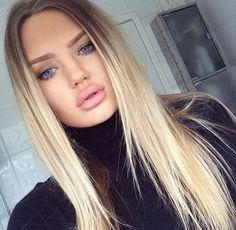 Blonde ombré