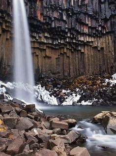 svartifoss-waterfall-iceland