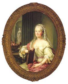 Marquise de Pompadour as a Vestal Virgin, 1763 by Francoise-Hubert Drouais Versailles, Jean Antoine Watteau, Madame Pompadour, Art Magique, Art Français, Ludwig, Italian Art, Museum Of Fine Arts, Historia