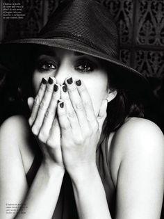 """Vogue Paris August 2012 """"Belle etoile"""" Marion Cotillard by Mario Sorrenti Mario Sorrenti, Marion Cotillard, Vogue Paris, Terry Richardson, Dior, French Actress, Portraits, Poses, Harpers Bazaar"""