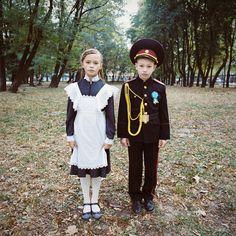 The Uniforms: Inside a Military Boarding School in Kiev, Ukraine