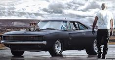 dodge charger rt 1970 (Velozes e Furiosos)