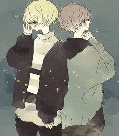Anime Demon Boy, Anime Guys, Boy Illustration, Character Illustration, Kawaii Art, Kawaii Anime, Chica Anime Manga, Anime Art, Vocaloid