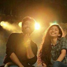 Couple Posing, Couple Shoot, Romantic Couples, Cute Couples, Indian Actresses, Actors & Actresses, Pic Pose, Photo Poses, Sai Pallavi Hd Images