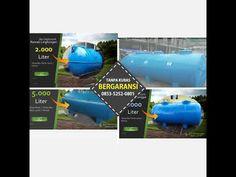 Pusat Bio Septic Tank | Harga Septic Tank Biotech Murah | 0853 5252 0801