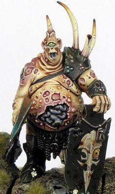 Nurgle Lord #Warhammer