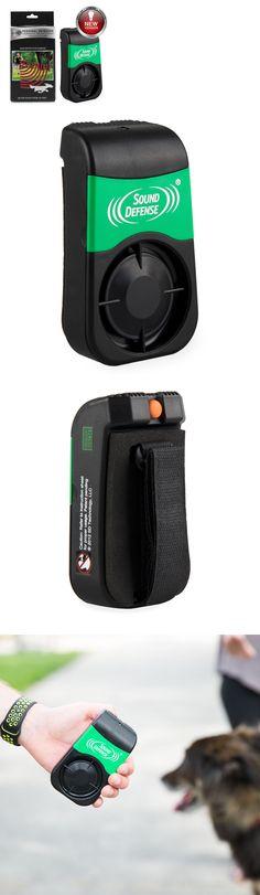 Aggressive Dog Deterrent Sound Defense K9 Warning Device /& Bike Mount Set