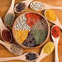 Sophistication and subtle use of some herbs & spices characterize Indian food and Indian cuisine. These spices play a very important role in Indian cooking. Eat Burger, Weight Loss Herbs, Spices And Herbs, Growing Herbs, Medicinal Herbs, Healing Herbs, Ayurvedic Herbs, Ayurveda, Garam Masala